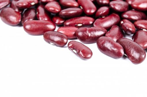 beans, red, seed